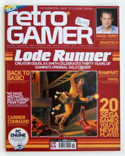 Retro Gamer - Magazin #111 / 2013 . UK - Videospiel Zeitschrift - Load Runner