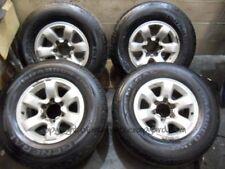 Nissan Patrol GR Y61 2.8 97-05 4x4 alloy wheels set alloys x4 general grabber