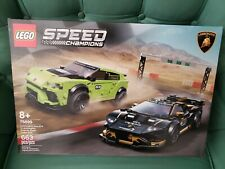 LEGO 76899 Lamborghini Huracán Super Trofeo EVO & Urus ST-X BRAND NEW
