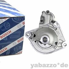 original Bosch NEU Anlasser 0001109306 Iveco Daily III IV VI IDiesel 2,3-3,0