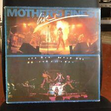 33 TOURS / LP ALBUM--MOTHER'S FINEST--LIVE1979