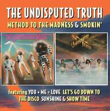 Undisputed Truth - Method To The Madness / Smokin NEW CD
