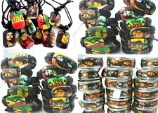 new 30 in 1 Bob Marley Rasta Jamaica Reggae mixed rings necklaces bracelets
