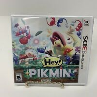 Hey Pikmin (Nintendo 3DS, 2017) BRAND NEW FACTORY SEALED Free Shipping
