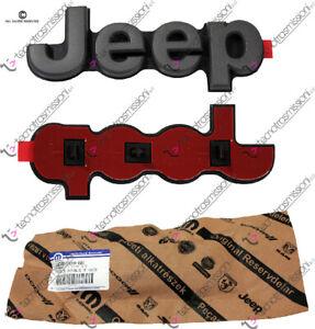 Sigla Modello portellone posteriore Jeep Cherokee Cod. Art. K68348320AA