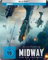 Midway - Für die Freiheit [Blu-ray im Steelbook /NEU/OVP] von Roland Emmerich