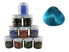 La Riche Instrucciones Tintura de cabello color azul turquesa X 4 Frascos