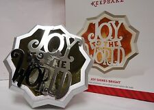 HALLMARK 2014 Joy Shines Bright MAGIC Ornament New in Box