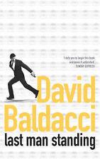 Last Man Standing, Baldacci, David, Excellent