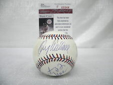 Rusty Kenny & Mike Wallace Signed Auto Nascar Racing 95 All Star Baseball JSA