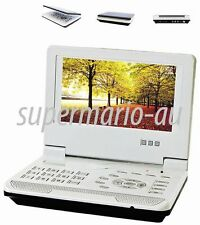 "Portable 7"" TFT LCD Satellite Finder Monitor Signal Meter Receiver AV TV"