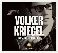 Volker Kriegel - Lost Tapes: Mainz 1963-1969, New Music
