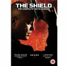 The Shield - Series 6 - Complete (DVD, 2012, 3-Disc Set)