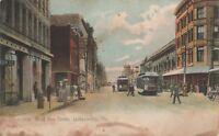 *(M)  Jacksonville, FL - Street Level View of West Bay Street