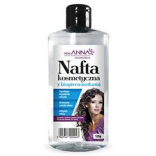 NAFTA kosmetyczna z biopierwiastkami 120g zapobiega wypadaniu włosów KEROSENE