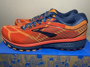 New Brooks Ghost 12 Size 12.5 Mens Limited Edition Running Shoes Thanksgiving