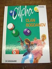 ALPHA Clan Bogdanov BD SIGNEE