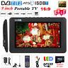 "Portable 9"" LED Digital Television TFT-LED HD 1080P TV Player DVB-T/T2 ATSC ISDB"