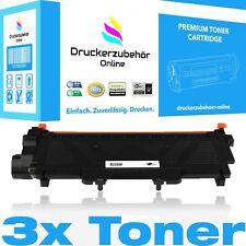 3x Toner TN 2320 für Brother HL-L2300D HL-L2340DW HL-L2360DN MFC-L2700DW L2720DW