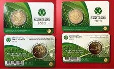 Belgie 2020 - Plantengezondheid - 2 euro CC - UNC in coincard