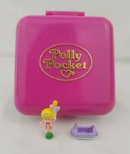 vintage Polly Pocket Polly World 100%Complete 1989 excellent condition  .