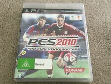 PES Pro Evolution Soccer 2010 - Sony Playstation 3 Game (ps3)