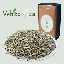 White Tea - Organic Premium White Silver Needle (Bai Hao Yin Zhen)Loose Leaf Tea