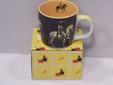 NEW NIB Artesanias Medina Coffee Mug Spain Horseback Rider Horseman