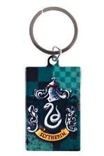 Harry Potter Schlüsselanhänger Slytherin House Metall Anhänger Keychain Keyring