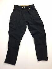 Equi comfort riding pants breeches Black women's US 28