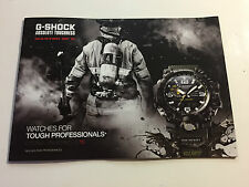 Catalogue Katalog Casio - g-shock - Herbst / Winter 2015 - Uhren Uhren