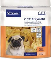 CET Enzymatic Oral Care Chews for Dogs Medium - 30 Chews