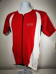 Gore Bike Wear Men's Cycling Bike Jersey Shirt Top Men's Size EU Small.