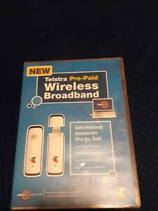 Telstra Prepaid Wireless Broadbnd