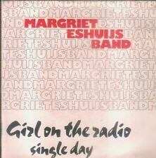 """7"""" Margriet Eshuijs Band/Girls On The Radio (NL)"""