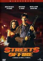 Streets of Fire [New DVD] Widescreen
