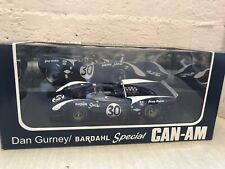 GMP 1:18 Scale 1966 Gurney - Weslake Bardahl Special #30 Lola Spyder  Can-Am