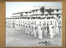 Shelby Westbrook Tuskegee Airmen Autographed 8x10 Picture Autograph Red Tails