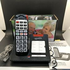 NEW Serene Innovations CL30 Amplified Phone - with Big Buttons - Hard of Hearing