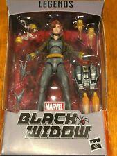 Hasbro Marvel Legends Black Widow Walmart Exclusive