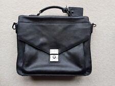 Ted Baker Designer Men's Genuine Leather Laptop Satchel Briefcase Bag