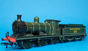 Kit Built Southern SR C Class 0-6-0 DCC Fitted Brass & WM OO gauge finescale