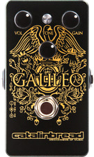 Catalinbread Galileo Distortion Rangemaster Booster Tone Guitar Effects Pedal