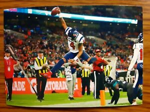 Deshaun Watson Texans Football 4x6 Game Photo Picture Card