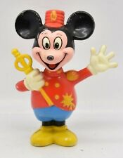 "Disney Marching Band Leader Mickey Mouse Loose 4"" Figure"