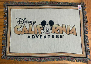 Disney Rug New With Tags, California Adventure with Micky Mouse