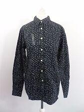 Jack Wills Holecroft Shirt Black Size UK 8 Box46 57 U