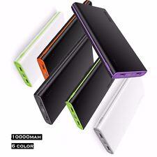EasyAcc Dual USB Power Bank 10000mAh External Battery for Ipnone Samsung HTC Tab