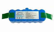 Long life - xlife Battery 3500 mAh for iRobot Scooba 450 by Hannet's
