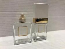 """CHANEL COCO MADEMOISELLE 50ml & 35ml """"EMPTY"""" Perfume Bottle"""
